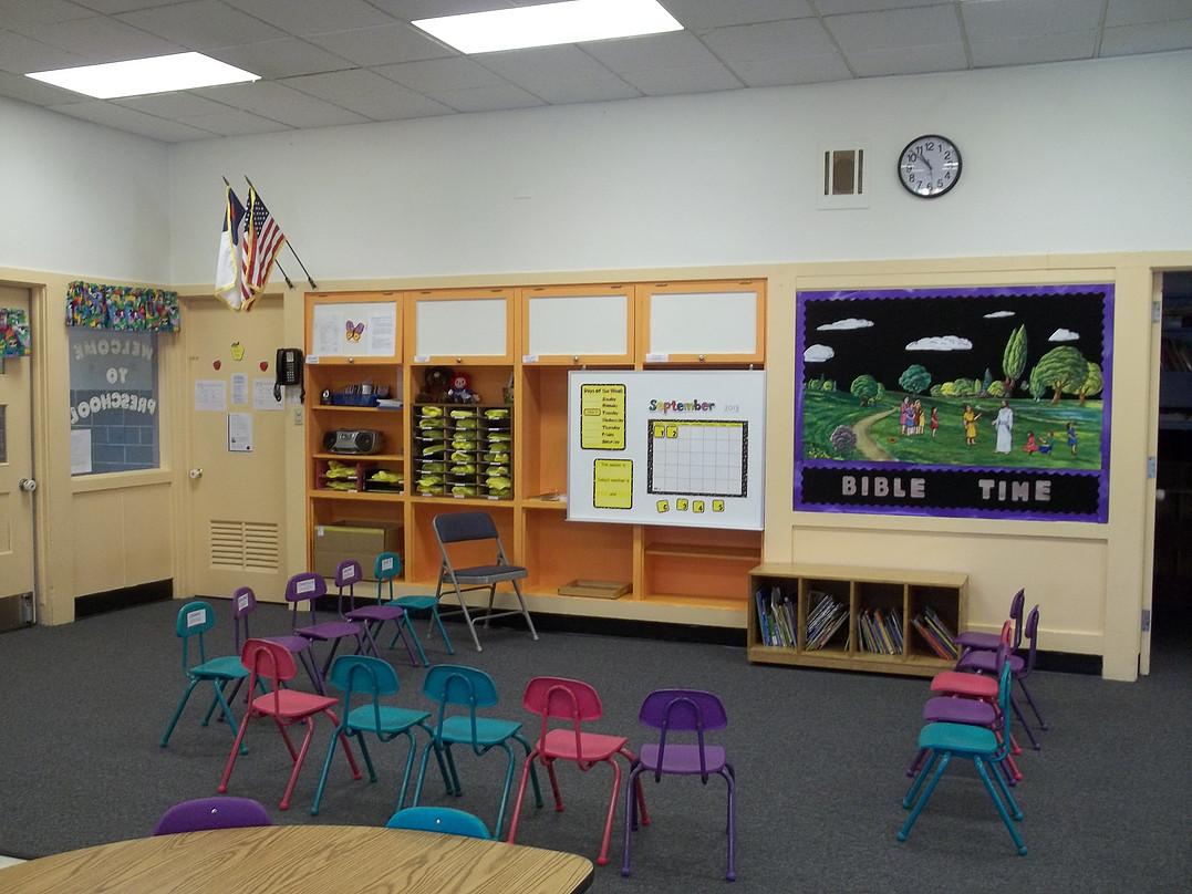 Preschool Room 2