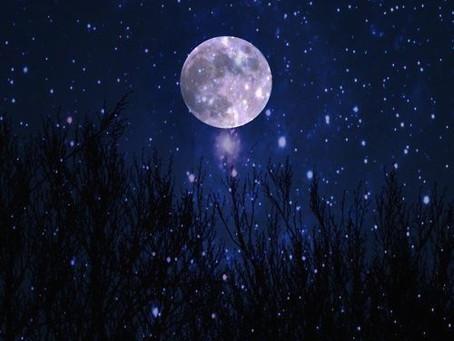 Full Moon in Taurus - October 2020