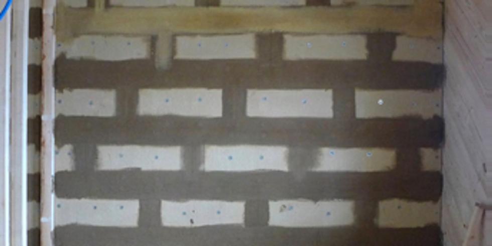 Open-Day und Präsentationen - 1 Lehmplatten