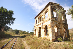 Estação Ferroviária de Simplício 3