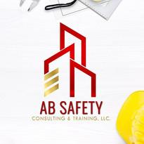 AB Safety Logo Design