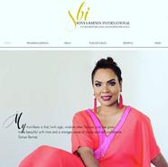 SBInterational Website Design