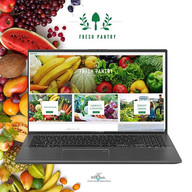 Fresh Pantry Website Design