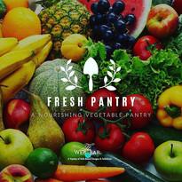 Fresh Pantry Logo Design