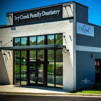 Ivy Creek Dentistry Logo Design