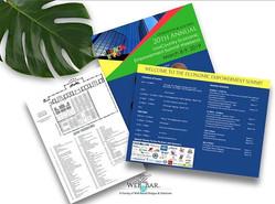 Black Pages Flyer Design