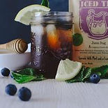 new moon tea co. available at the nest.j
