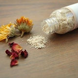 Sola Calendula and Rose Cleansing Grains