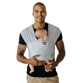 baby beluga at the nest wraps for men.pn