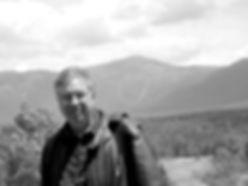 Portrait of Poet Laureate of Vermont Chard deNiord