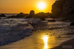Little Corona Beach, CA