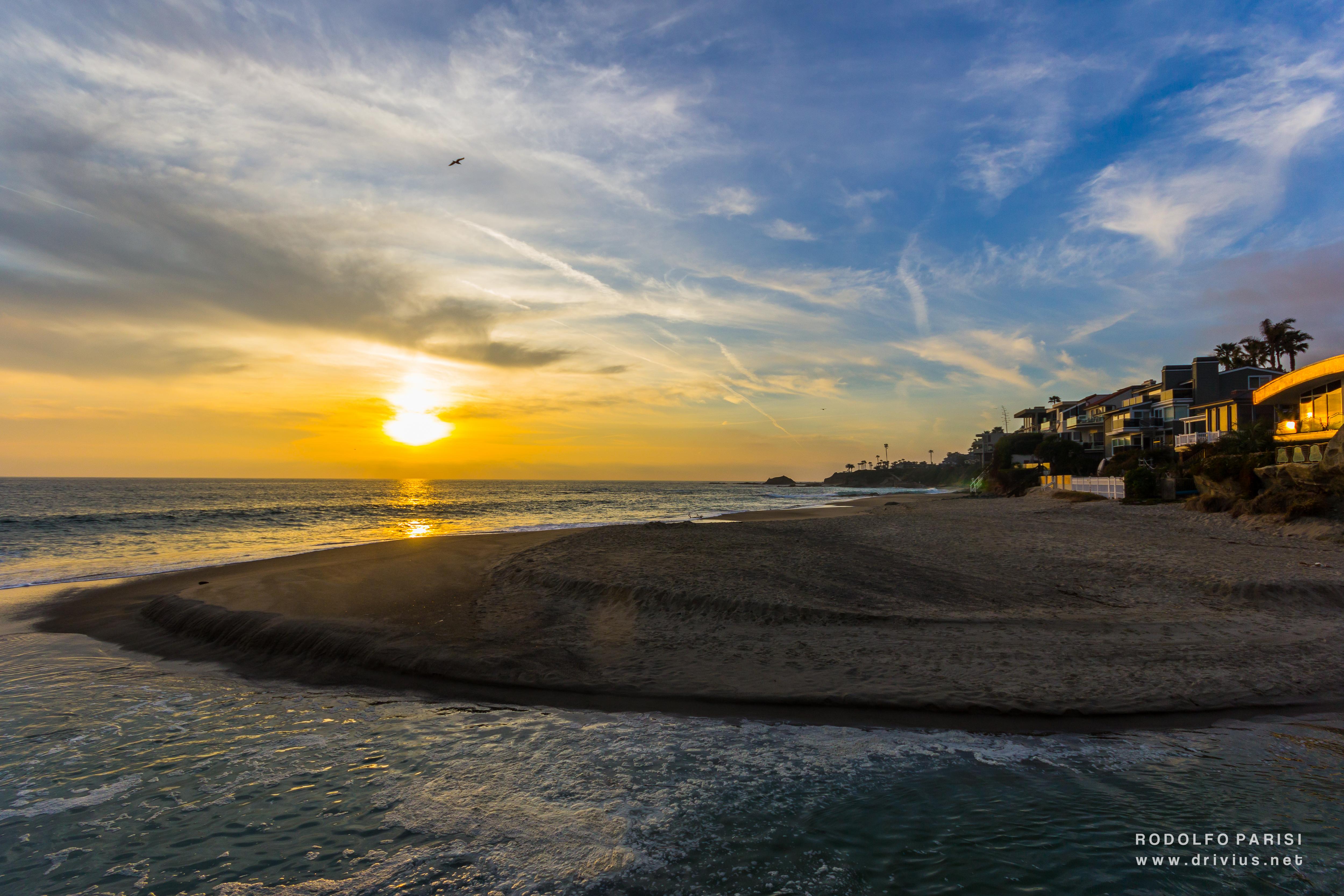 Aliso Beach, CA