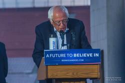 Bernie Sanders, Los Angeles, CA