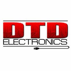 DTD Electronics Logo