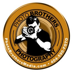 Photo Brothers Gold Logo