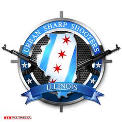 Urban Sharp Shooters - Illinois Logo