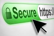 What does HTTPS mean in a website address?