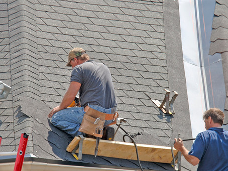 Choosing your roofing contractor