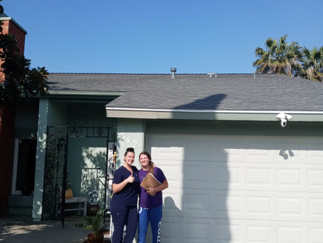 Roof replacement in Spring Valley 91977
