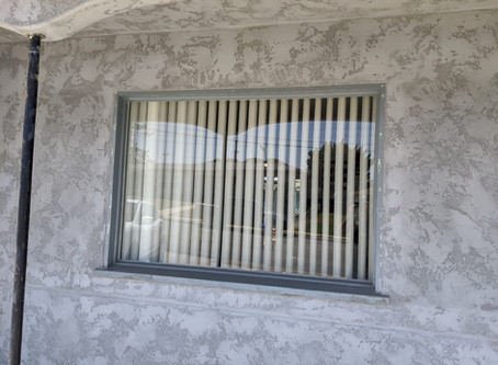 Vinyl Anlin Window Job San Diego