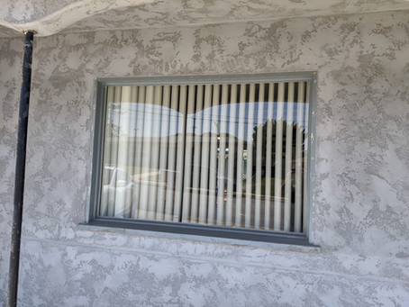 Vinyl Anlin Window Job San Diego