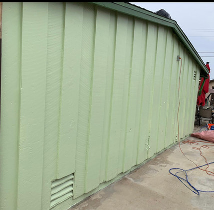 Coolwall Exterior Coating