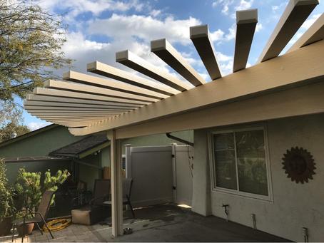 Patio Cover Installation in Poway, CA 92064