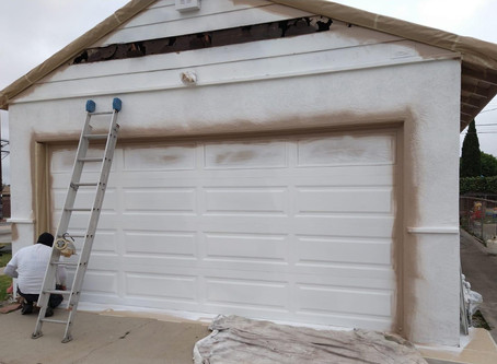 House Painting in San Diego, 92114