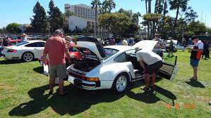 Porsche Club Concours by the bay