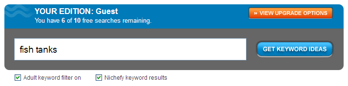 keyword suggest