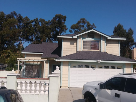 Roof Replacement San Diego
