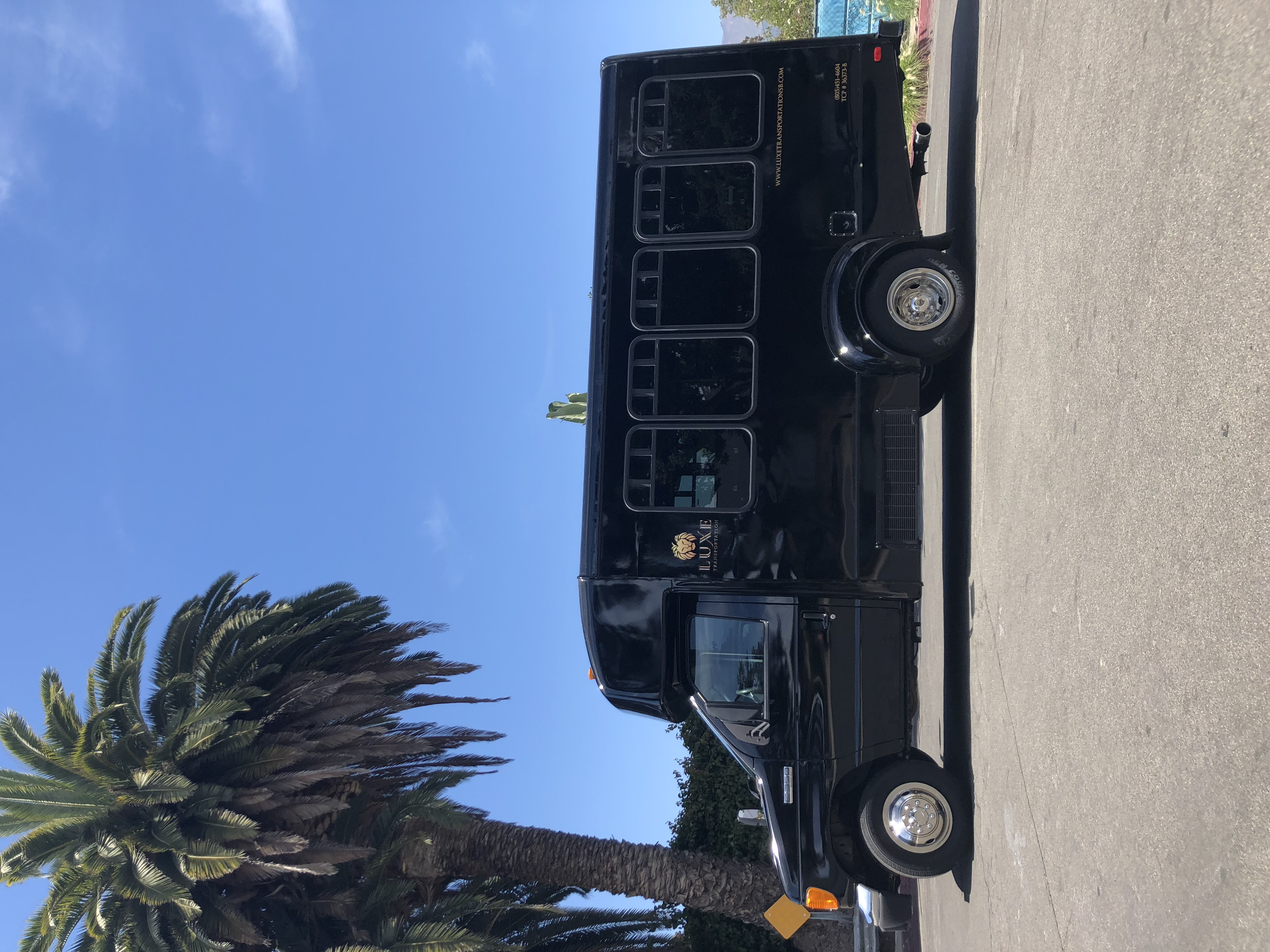 Party Bus Rental Santa Ynez