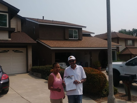 Roof Replacement in San Diego