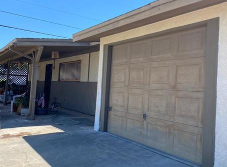 House Painting Job In Progress