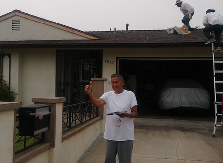 Roof Replacement in San Diego 92154