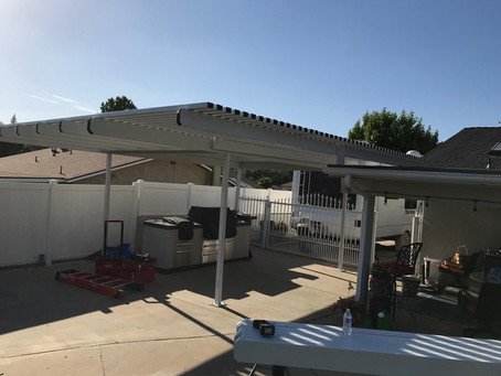 Patio Cover Installation in Lakeside 92040