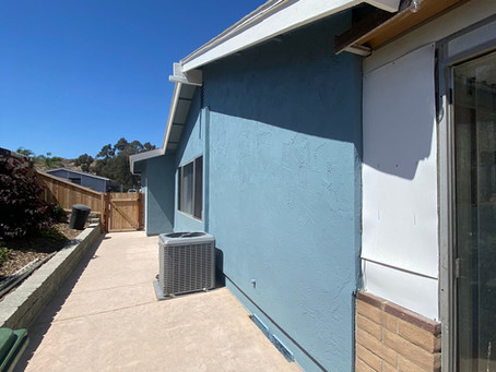 Residential Exterior Painting in Santee