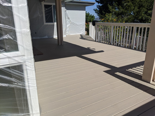 Coolwall Deck Coating