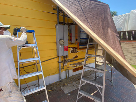 Exterior Painting in San Diego 92015