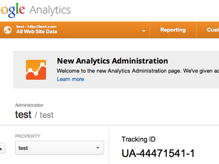 How To Install A Google Analytics Tracking Code To Your Website