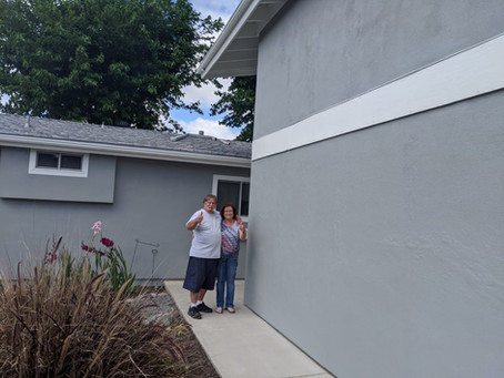 House Painting Project in Santee 92071
