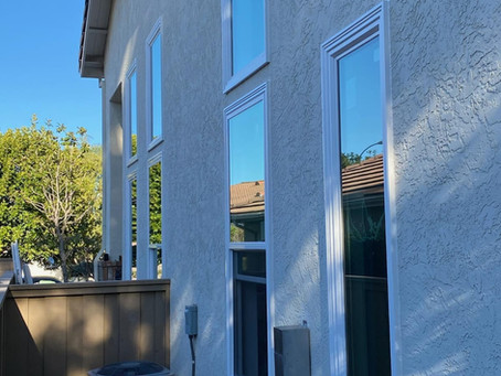 Anlin Vinyl Window Installation in San Diego