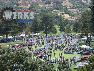 Werks Reunion Monterey 2018