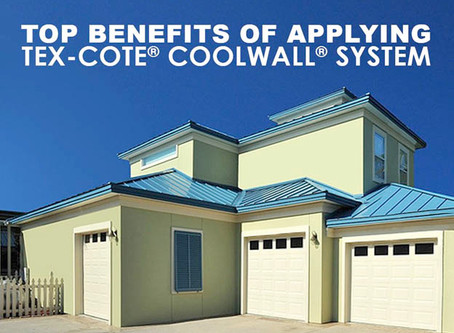 3 Ways Coolwall Exterior Coating Benefits Your Home