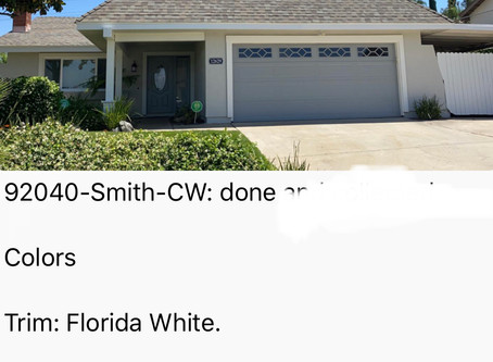 Residential House Painting in Lakeside, 92040