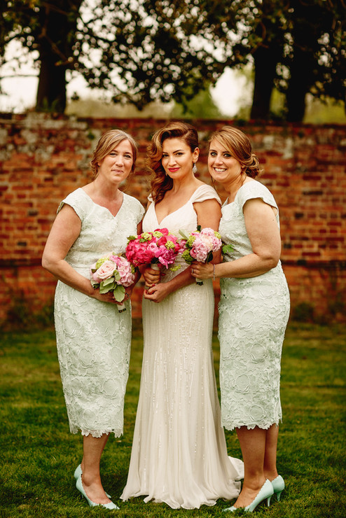 Bridesmaids by Victoria Baker