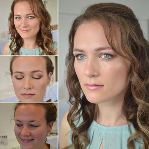 Makeup Charli, Hair Keeley