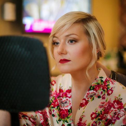 Bride Rebecca Miles