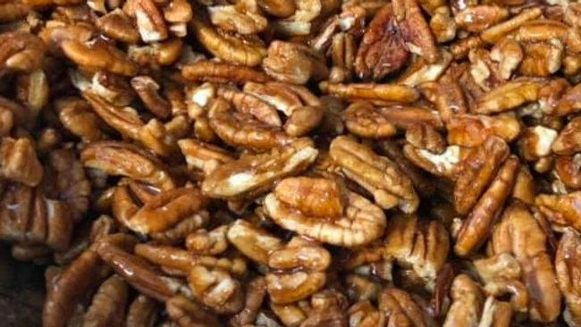 Yahoo Sweet & Salty Organic Texas Pecans - Gluten Friendly