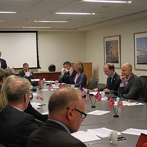 NACC MA Annual Business Meeting and Embassy Roundtable